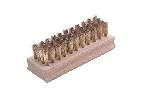 Professional Brush Metal Wire Suede Nubuck Nylon Shoe Boot Cleaner
