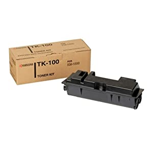 Kyocera TK 100 - Toner cartridge black - 6000 pages