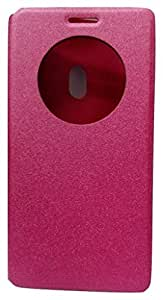 ZYNK CASE FLIP COVER PINK FOR MEIZU M3 NOTE