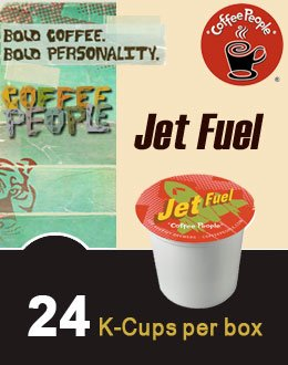 Coffee People JET FUEL & TREE HUGGER Variety