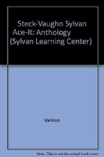 steck-vaughn-sylvan-ace-it-leveled-readers-grade-6-anthology-sylvan-learning-center