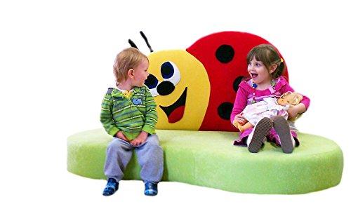 Kuschelsofa Kinderzimmer Marienkäfer Spielwiese Kuschelsofa Kinderzimmer KINIC online bestellen