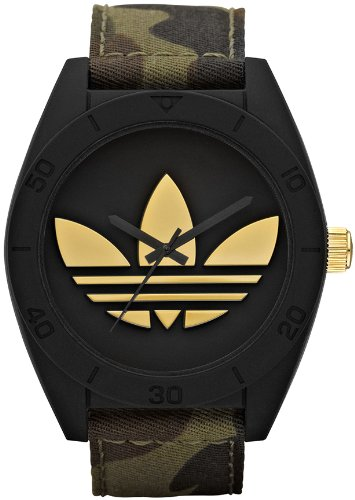 Adidas XL Santiago Camo Watch ADH2812