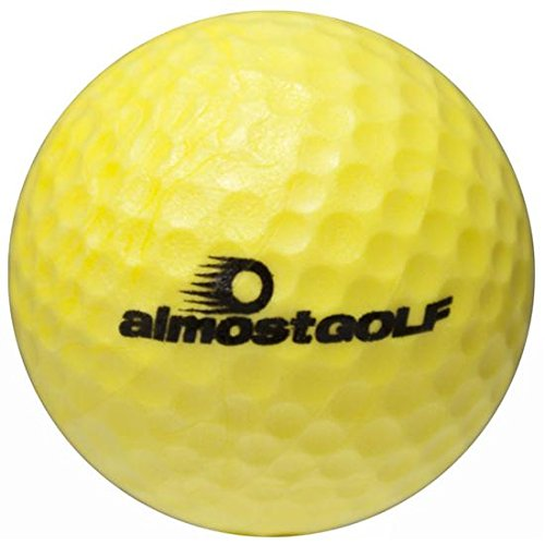 Almost Golf Ball Pack, 10 Balls per Package golf ball sample display case