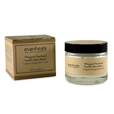 Evan Healy Whipped Patchouli Vanilla Shea Butter 1.5oz butter