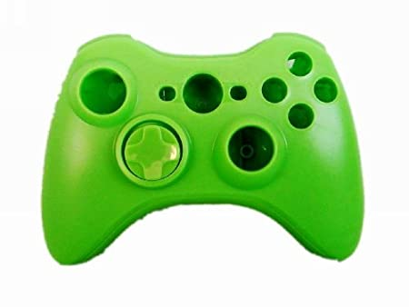eFashion Full Housing Shell Case for XBOX 360 Wireless Controller Green