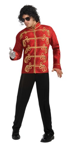 rubies-michael-jackson-deluxe-military-jacket-fancy-dress-red-xl