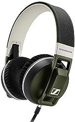 Sennheiser Urbanite XL Over-Ear Headphones - Black Olive - iOS version
