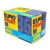 EURO PRINT 200(10本セット) -35mmフィルム(カラー)