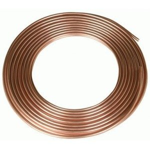 Refrigeration Copper Tubing, 1/8