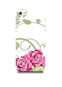 Romantic Floral Pattern iPhone5/5s Case