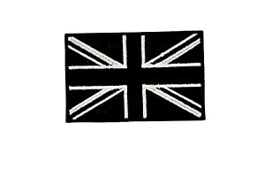 Patch ecusson brodé drapeau backpack Uk anglais royaume uni camo airsoft