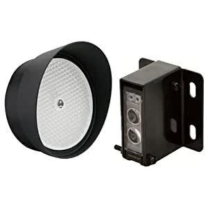 Seco-Larm Enforcer Reflective Beam Sensor with Round Reflector, 45 Ft. (E-931-S45RRQ)