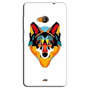 DIGITAL FOX BACK COVER FOR MICROSOFT LUMIA 540