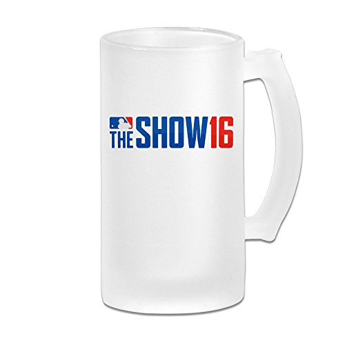 The Show 16 Cool Beer Wine Glass Mug 16 Ounces 500ml Beverage Cup