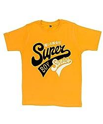 Pokizo Super Boy Sonies Cotton Round neck T-shirt