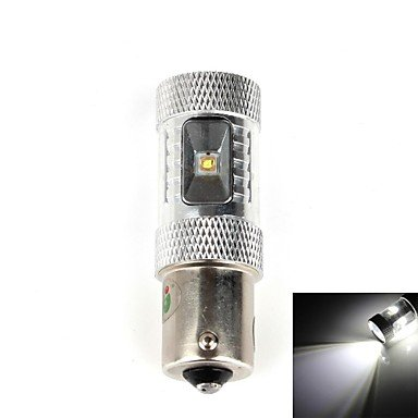 Commoon 1156 18W 550Lm 6500K 6*Osram 3535 Led White Light Led Bulb For Car Fog Light / Reversing Lamp (12-24V)