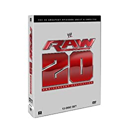 WWE: Raw 20th Anniversary Collection - The 20 Greatest Episodes Uncut & Unedited