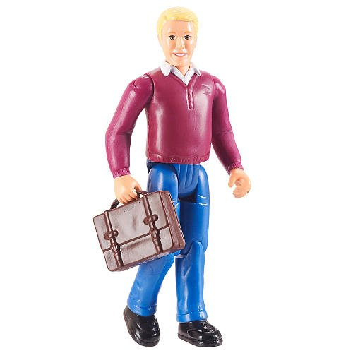 You & Me, Happy Together, Uncle Action Figure [Blonde Hair], 5.5 Inches - 1