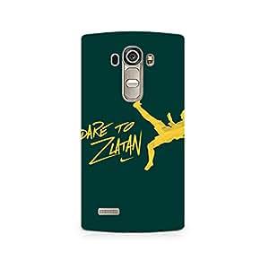 TAZindia Designer Printed Hard Back Case Mobile Cover For LG G4