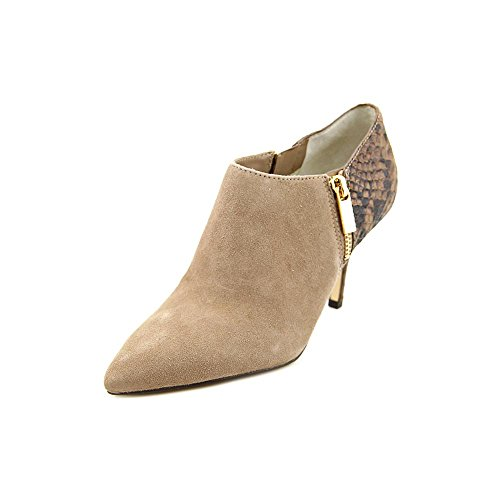 Michael Michael Kors Clara Mid Bootie Donna US 10 Marrone Stivaletto