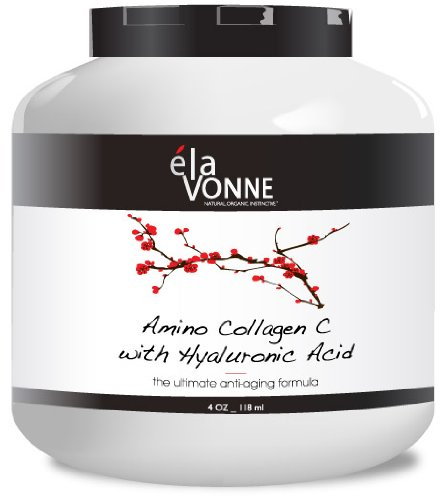 Amino Collagen C with Hyaluronic Acid - 60 Day Supply - Flavorless Fish Collagen Supplement