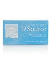 Crabtree & Evelyn® La Source Soap 3 x 100g
