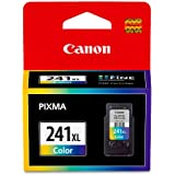 Canon Genuine CL-241XL Colour Ink Cartridge