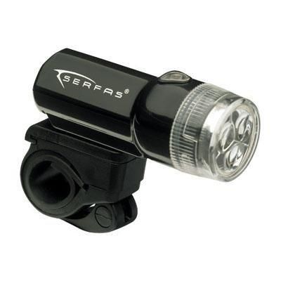 Serfas Waterproof Bicycle Head Light - SL-30WP