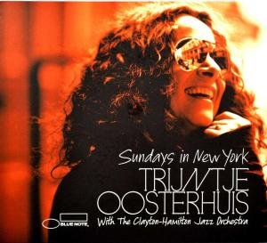 Trijntje Oosterhuis - Sundays In New York - Zortam Music