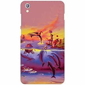 Lenovo S850 Printed Mobile Back Cover