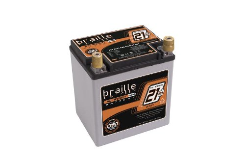 Braille Battery B3121 Lightweight Racing Battery