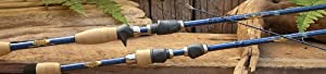 St. Croix Legend Tournament Bass Spinning Rods from St. Croix