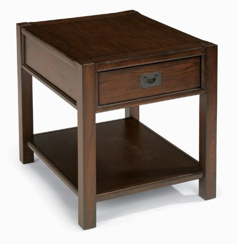 Cheap Flexsteel 6625-01 Sonoma End Table (B0047ZHJ9O)