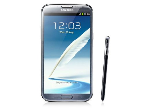 Samsung Galaxy Note II LTE 4G Version in Titanium Grey Compatible with EE and other UK 4G networks Black Friday & Cyber Monday 2014