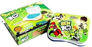TOY MART ToyMart Study Game Kids Mini Laptop English Learner Study Game Computer Notebook Toy