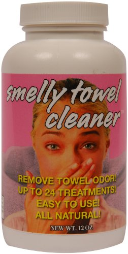 Smelly Towel Cleaner, 12-Ounce