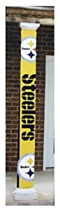 Pittsburgh Steelers Team Column Wrap at SteelerMania