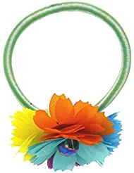 Anuradha Art Multi Colour Stylish Hair Accessories Hair Band Stylish Rubber Band For Women/Girls