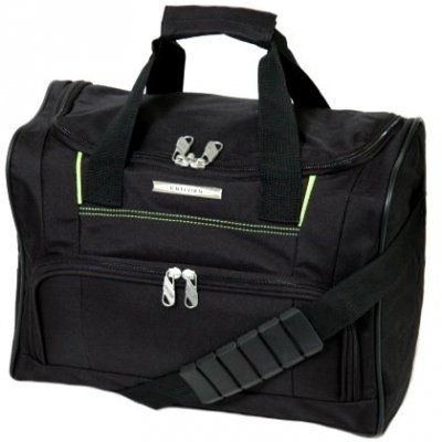Unicorn Kingfisher Super Lightweight Cabin Approved Travel Bag (Black)