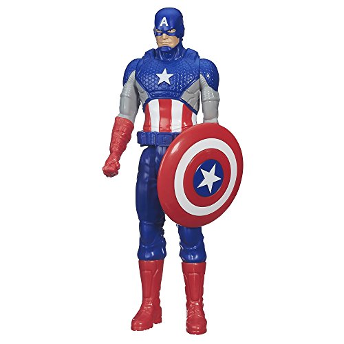 Marvel Titan Hero Series Captain America