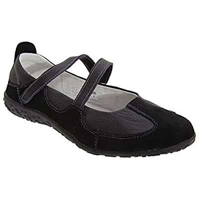 Boulevard Womens/Ladies Extra Wide Fitting Mary Jane Shoes