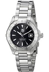 TAG Heuer Women's WAY1410.BA0920 Analog Display Quartz Silver Watch
