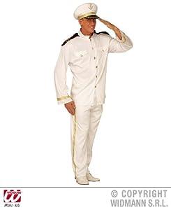 Disfraz de Capitan de Marina Adulto