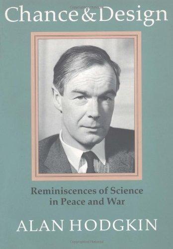 Chance et conception : Reminiscences of Science dans paix et guerre