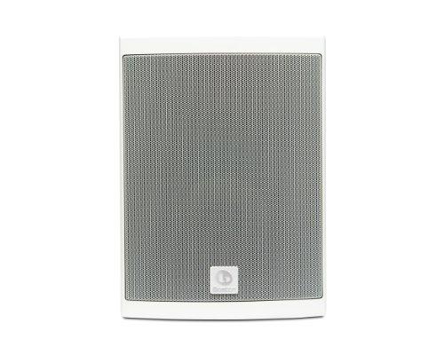 Voyager 50 Weiß / Allwetter - Außenlautsprecher für Terrasse, Sauna, Schwimmbad oder Schiff / Nur Paarweise erhältlich