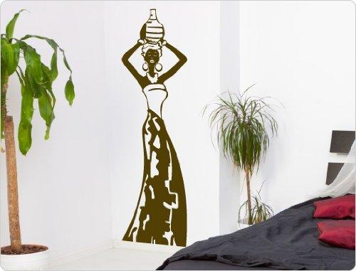 i-love-wandtattoo-sticker-mural-11456-sticker-mural-femme-africaine-violet-50-x-200-cm
