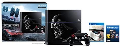 PS4 500GB HW Bundle Star Wars Battlefront - Limited Edition
