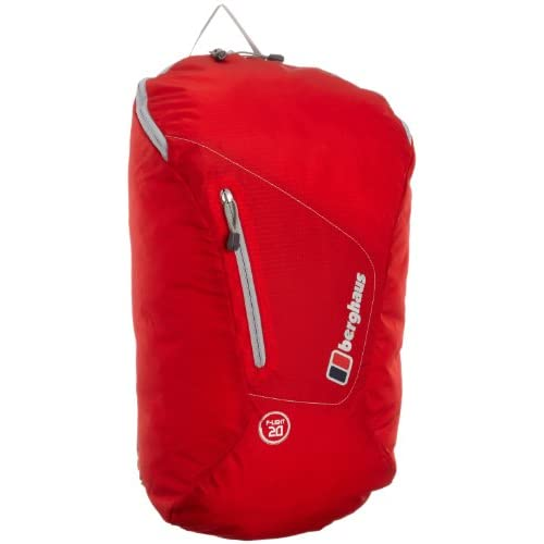 [バーグハウス] Berghaus F.LIGHT 20 RUCSAC 20817 S08 (RED/LTBLU)