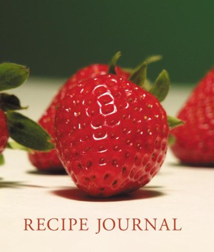 Recipe Journal - Strawberry